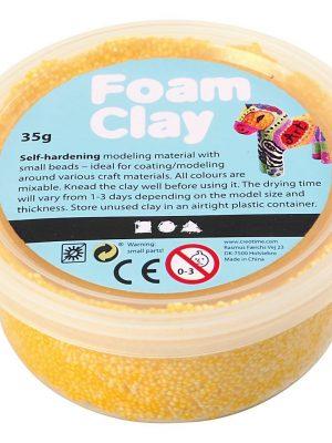 Foam Clay Geel 35 gr