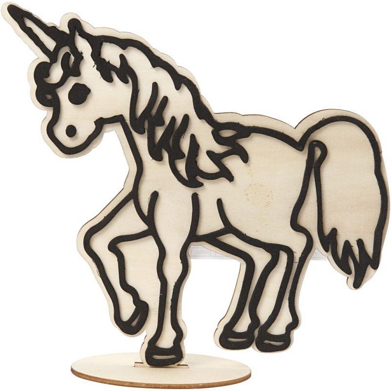 Unicorn figuur