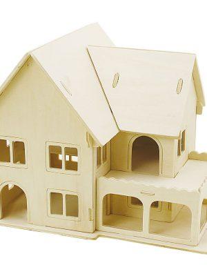 DIY Houten Huis