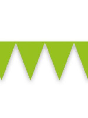 Vlaggenlijn Groen 10 mtr