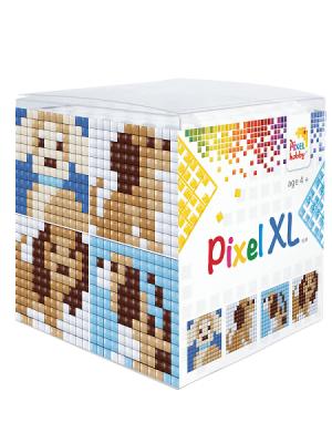 Pixel XL kubus hondjes