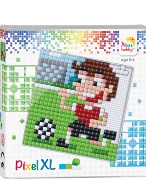 Pixel XL Voetbal vierkant