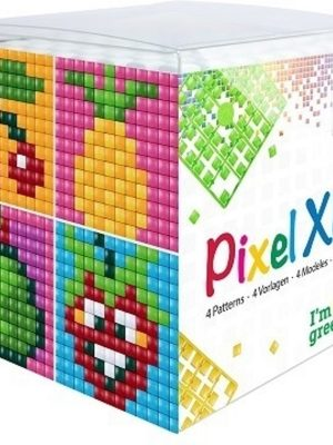 Pixel XL kubus fruit
