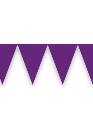 Vlaggenlijn Paars 10 mtr