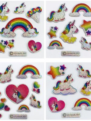 Stickers Unicorn