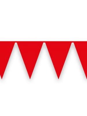 Vlaggenlijn Rood 10 mtr