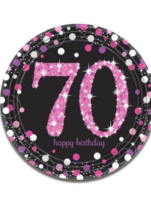 Bordjes 70- pink