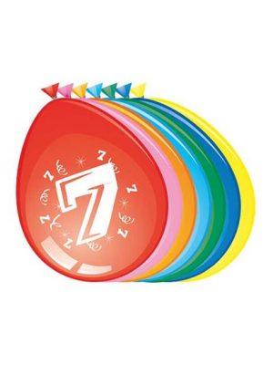 Ballonnen 7 jaar