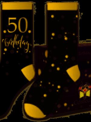 Kadoskken 50 - Goud