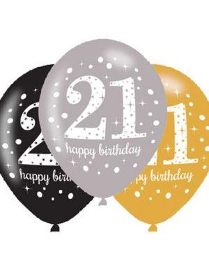 Ballonnen 21 - Goud