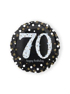 Folieballon 70 - Goud