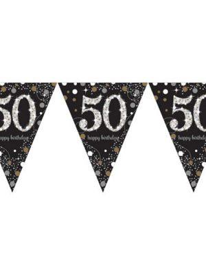 Vlaggenlijn 50 - Goud