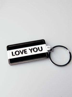 Sleutelhanger Love You