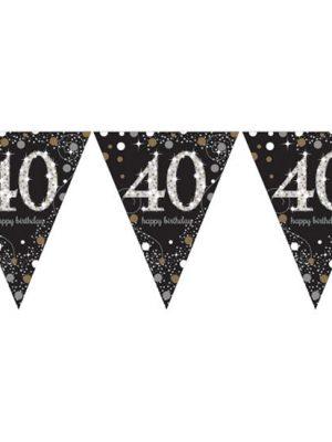 Vlaggenlijn 40 - Goud