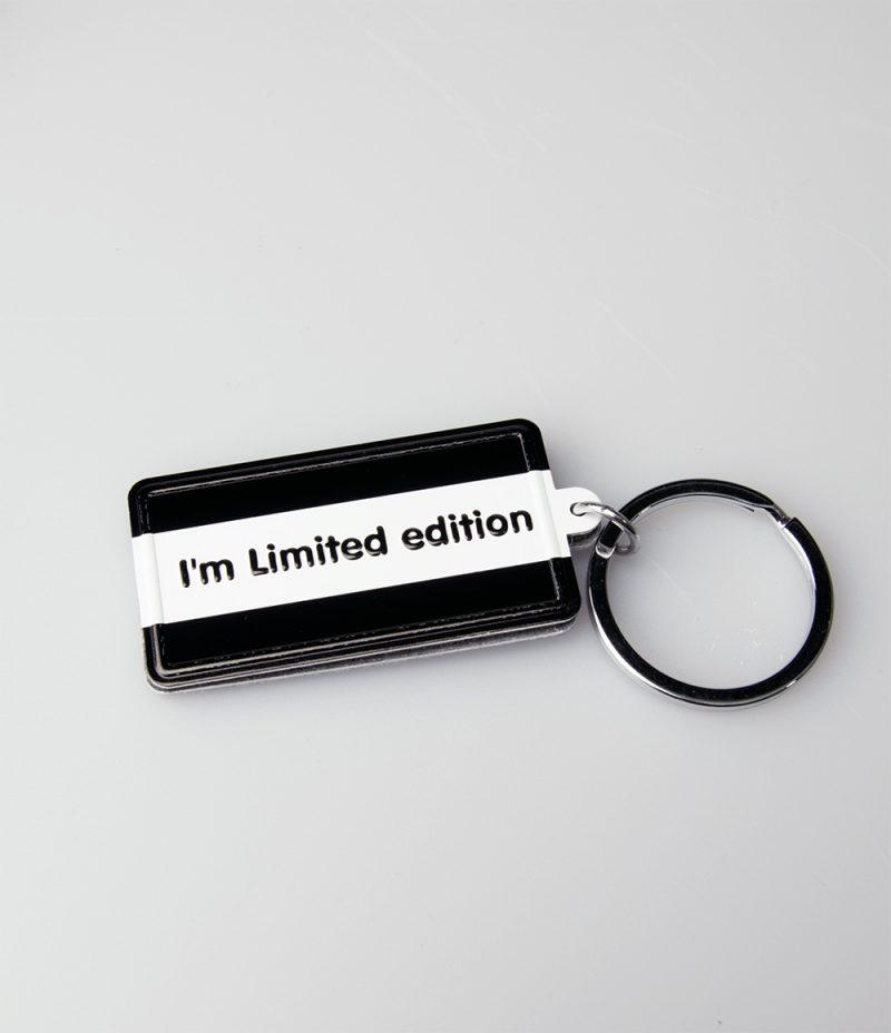 Sleutelhanger Limited Edition