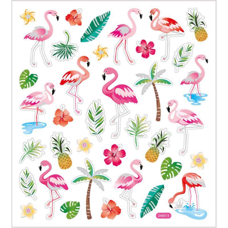 Stickers Flamingo