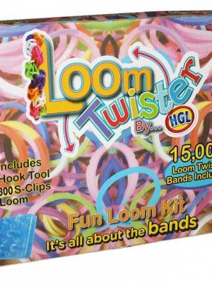 Loom Twister loombands fun kit