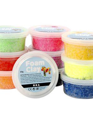 Foam Clay basis, 10x35gr