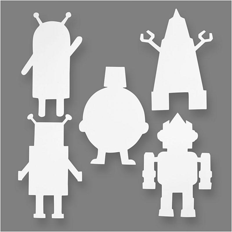 Robot 16 stks
