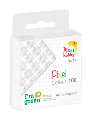 6-pack kleurnummer 100