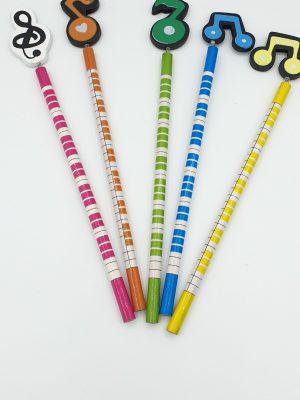 Muziek potlood