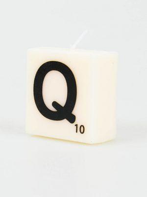 Letter Kaarsje - Q