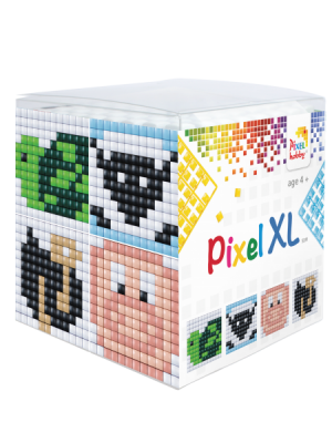 Pixel XL kubus set dieren II