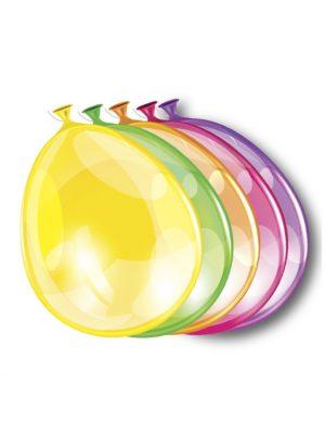 Ballonnen neon assorti 10 stks