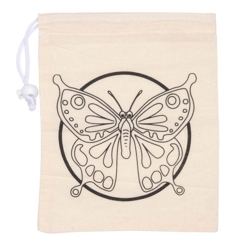 Bewaarzakje Vlinder