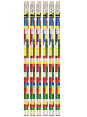 Lego potloden 6 stks