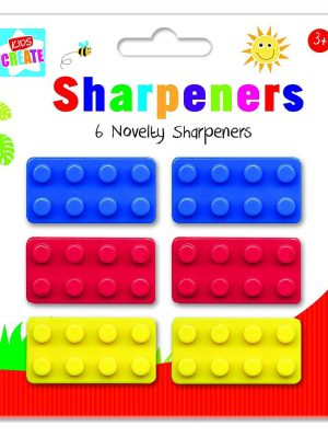 Lego puntenslijper 6 stks