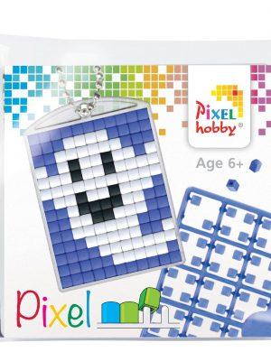 Pixelsleutelhanger Spook
