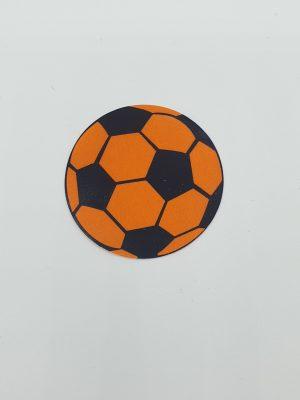 Wensetiket Oranje Voetbal