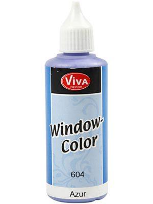 Window Color azuur