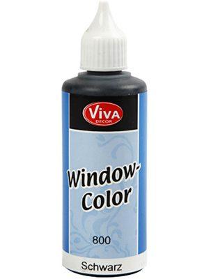 Window Color zwart