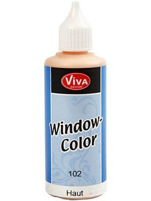 Window Colour Huidskleur