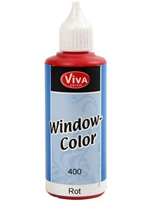 Window Colour Rood