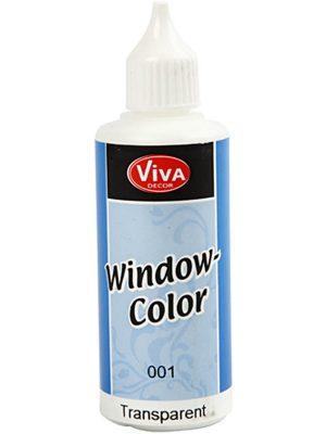 Window Colour Transparant