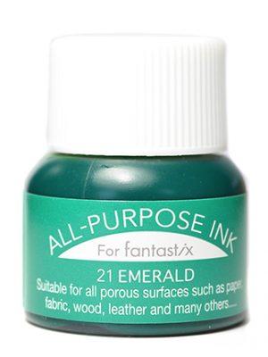 All Purpose Ink Emerald