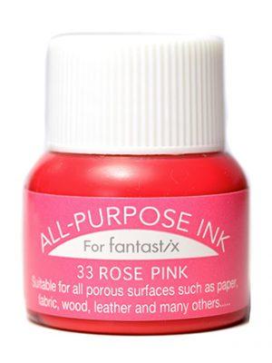 All Purpose Ink Rose Pink
