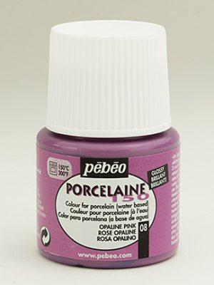 Porselein verf Opaline Pink