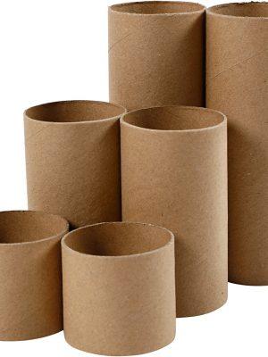 Rollen van karton